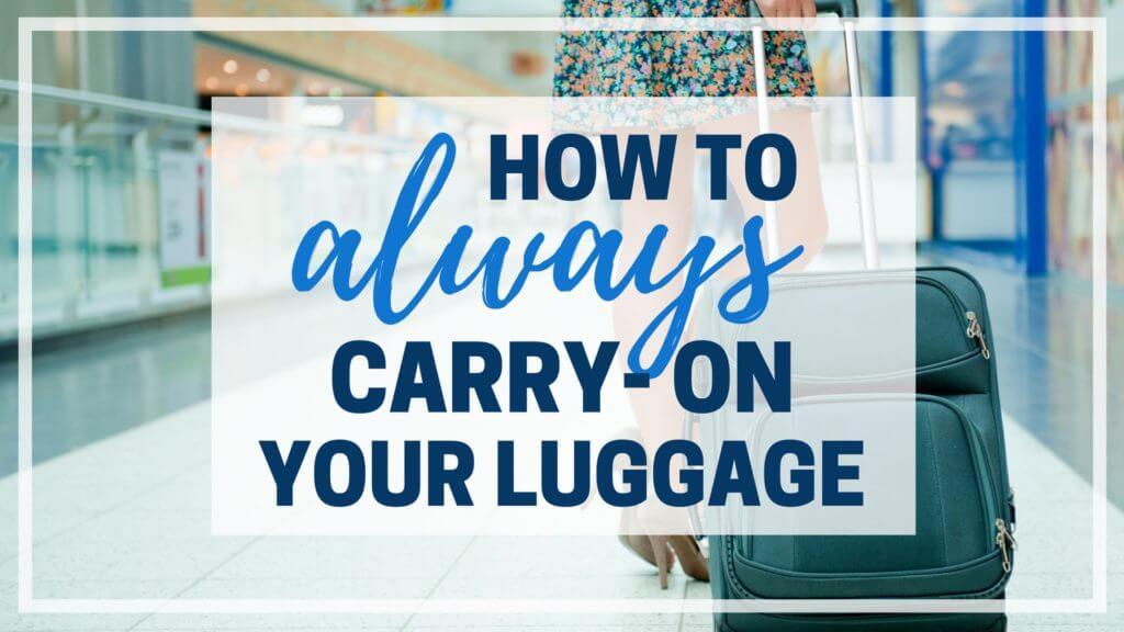 Always Carry On