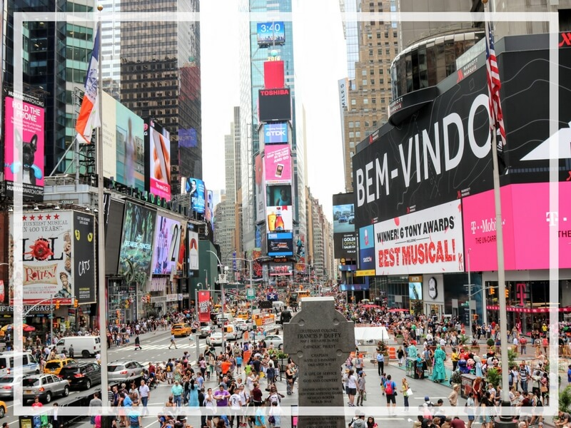 30 PICTURE PERFECT REASONS TO VISIT NEW YORK CITY