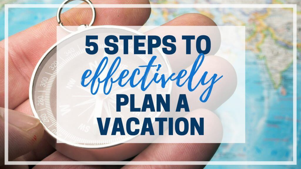 Plan a Vacation