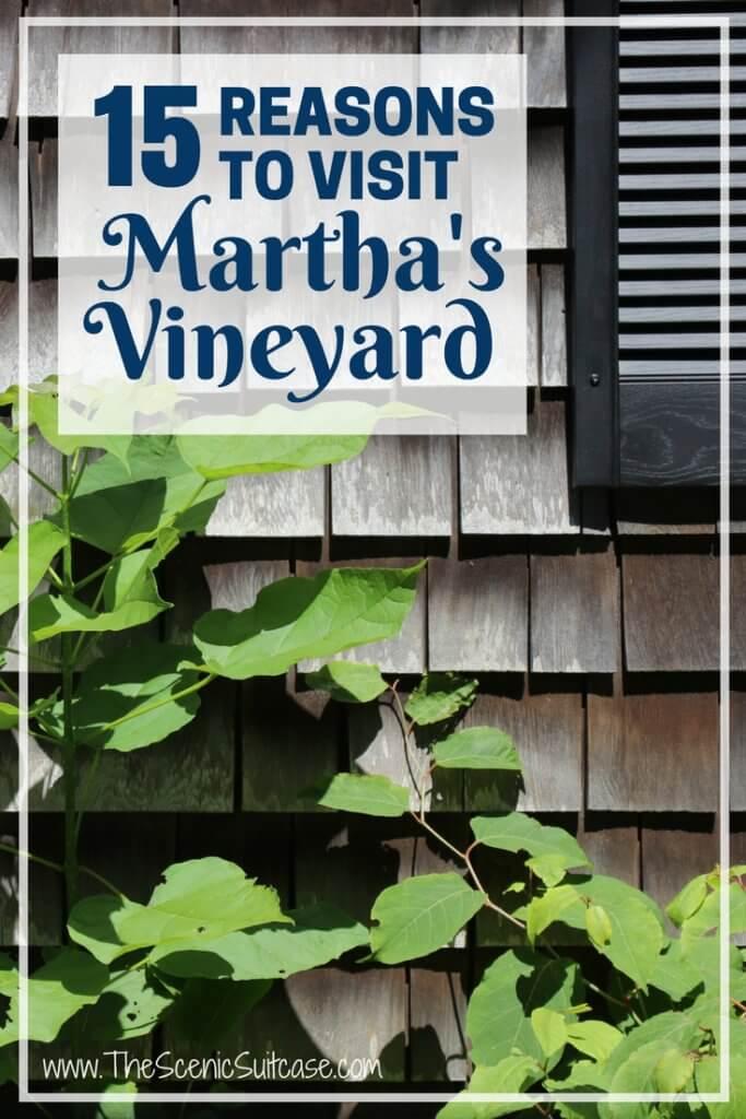 things to see in MARTHAS VINEYARD
