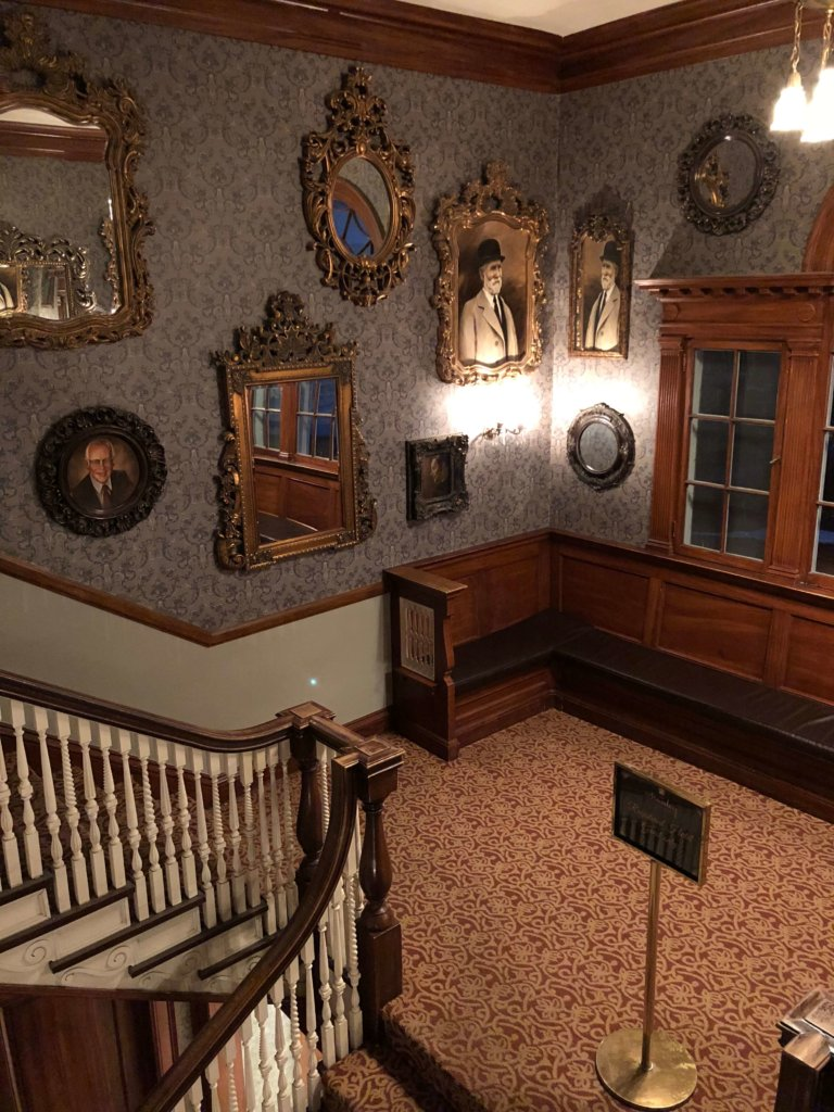 The Spooktacular Stanley Hotel Haunted Tour
