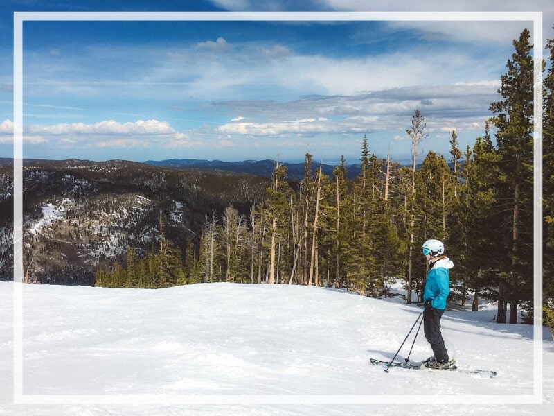 Colorado has endless opportunities for fun and adventure. Here are five things to do in Colorado during winter that you really shouldn't miss! And for more travel tips and wanderlust inspiration, follow The Scenic Suitcase on Pinterest!