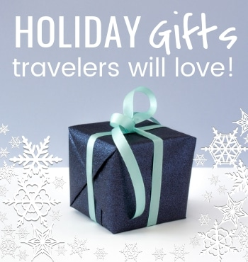 Holiday gifts every traveler will love!