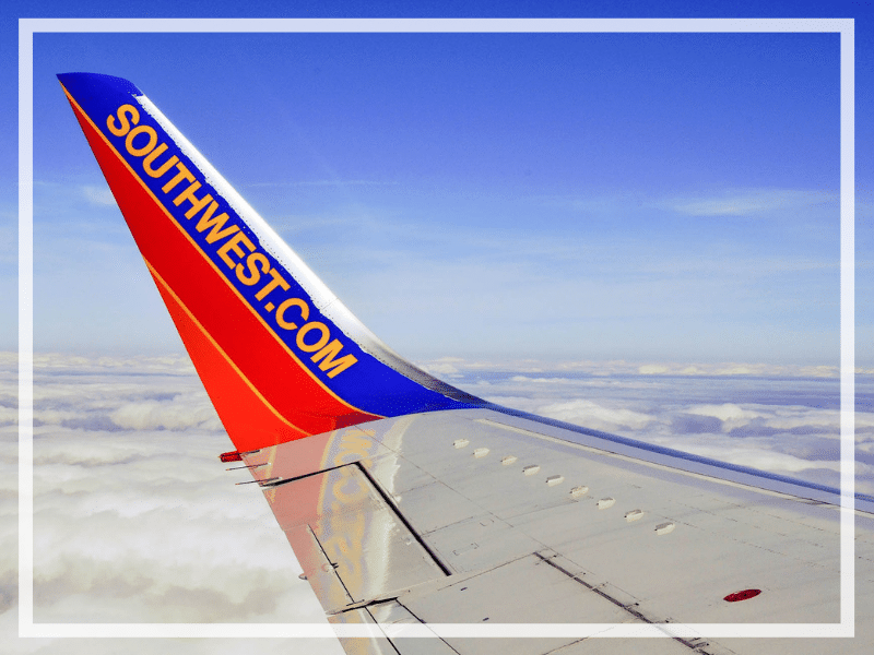 Learn tips and tricks to earn your own Southwest Companion Pass and take advantage of one of the best perks in the travel industry! And for more travel tips, follow The Scenic Suitcase on Pinterest!