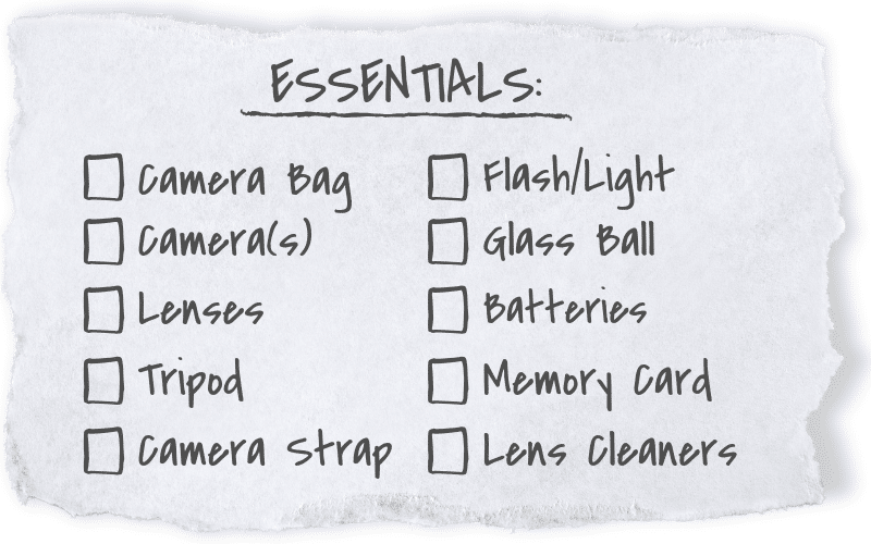 The Ultimate Travel Photography Packing Guide