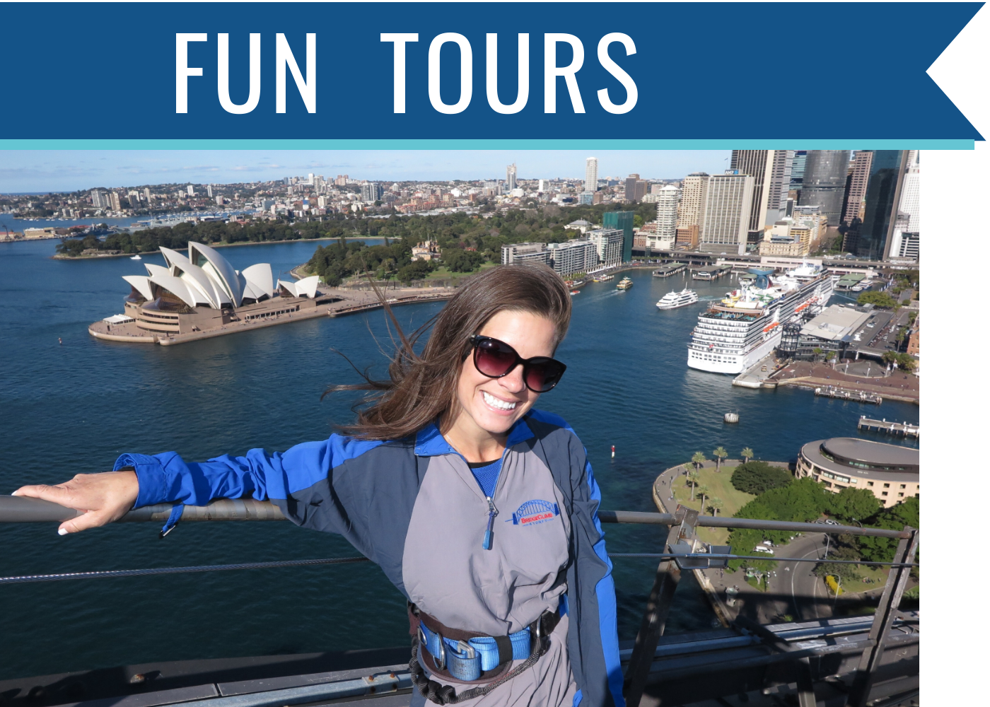 Find fun activities and tours for your next trip!