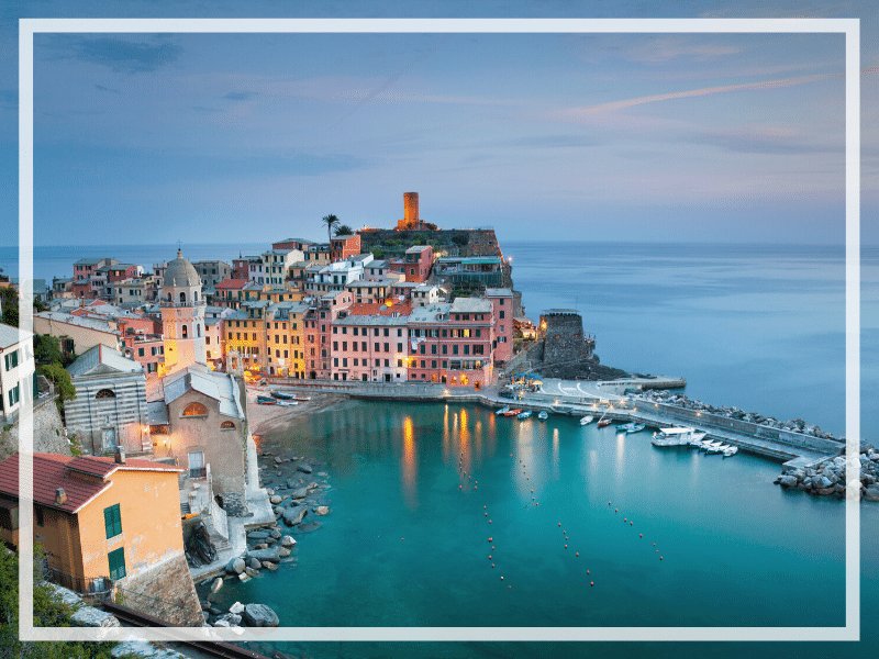 Discover why the colorful coastal villages of Cinque Terre, Italy are a must on any travel lover's bucket list!