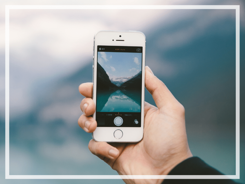 Five expert mobile photography tips to help you take incredible photos with your cell phone. Learn how to conveniently capture your world!