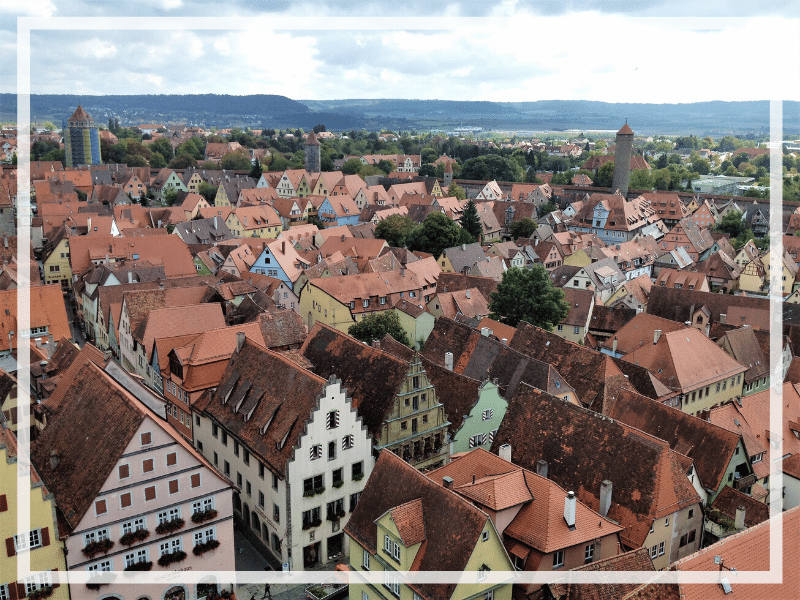 Discover why Rothenburg ob der Tauber in Germany is a must for your fairytale bucket list (and what you can't miss while you're there!)